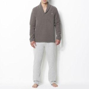 Pyjama bi-matière Les petits prix