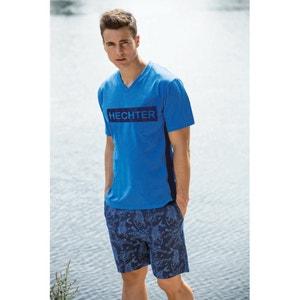 Pyjama short imprimé DANIEL HECHTER LINGERIE