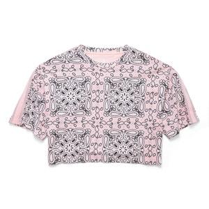 T-shirt MILEY CYRUS, ronde hals, korte mouwen CONVERSE