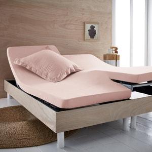 Sábana bajera de punto 100% algodón orgánico para cama articulada SCENARIO