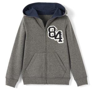 Sweater met kap La Redoute Collections