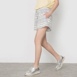 Loose Fitting Striped Shorts VILA