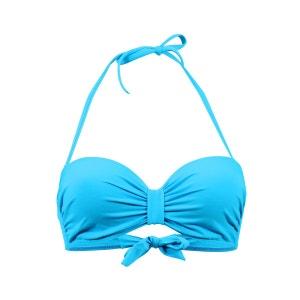 Maillot de bain Bandeau Solid Cianico Aimo Turquoise EMMATIKA