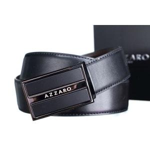 Ceinture Azzaro Large 91142 Reversible Noir/marron AZZARO
