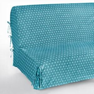 Capa para sofá modelo clic-clac, Lozange La Redoute Interieurs