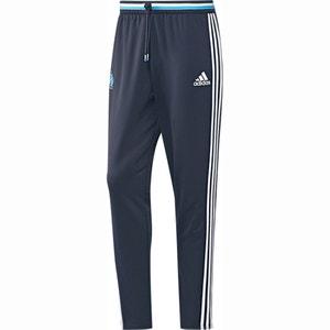 Pantalón de entrenamiento del Olympique de Marsella ADIDAS