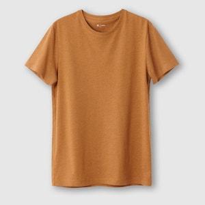 Cotton Crew Neck T-Shirt La Redoute Collections