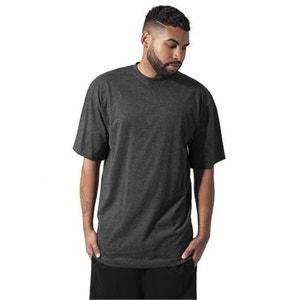 Tee-shirt URBAN CLASSICS extra long Charbon URBAN CLASSICS