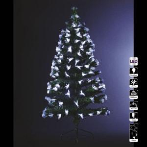 Sapin de Noël artificiel à LED blanche Bouquet - H. 120 cm - Vert FEERIE LIGHTS
