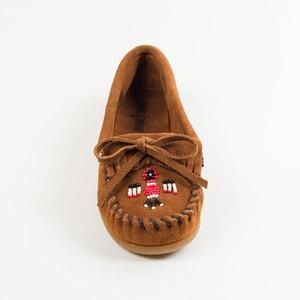 Leather Loafers MINNETONKA