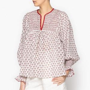 Bedrukte blouse TYLIO BLOUSE ANTIK BATIK