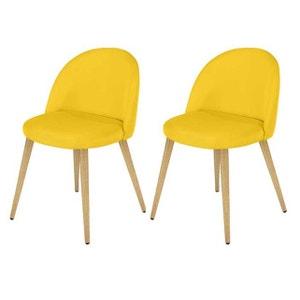 Chaise jaune | La Redoute
