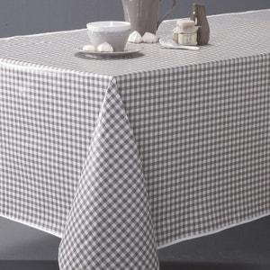 Garden Party PVC Gingham Tablecloth La Redoute Interieurs