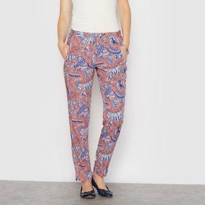 Printed Trousers ANNE WEYBURN