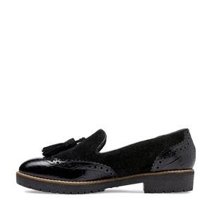 Giorgia Leather Loafers DUNE LONDON