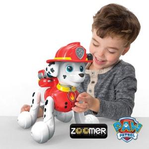 Robot interactif Zoomer Pat' Patrouille : Marcus SPIN MASTER