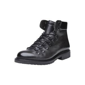 Boots en marron foncé SHOEPASSION