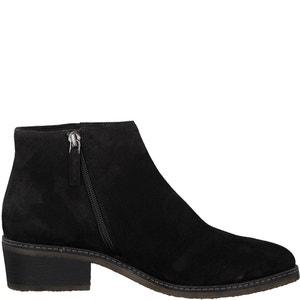 Boots pelle Kathryn TAMARIS