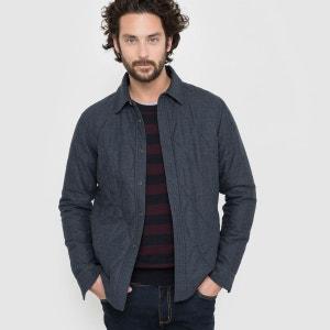 Veste chemise matelassée R Edition