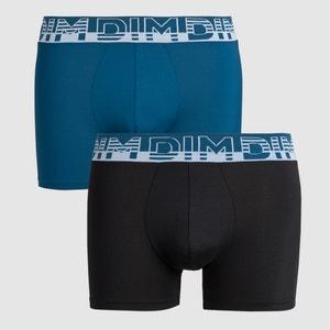 Boxers SOFT TOUCH MICROFIBRE (lot de2) DIM