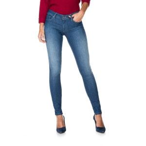 Jeans Push Up Wonder jambe skinny SALSA