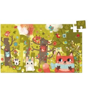 Puzzle 54 pièces en bois : Petit renard VILAC