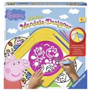 Peppa Pig - Junior Mandala-Designer - RAV4005556297542 RAVENSBURGER