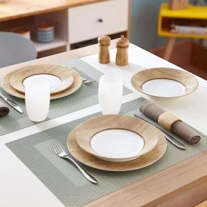 service vaisselle luminarc la redoute. Black Bedroom Furniture Sets. Home Design Ideas