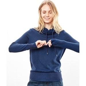 Jersey con cuello redondo de punto fino S OLIVER