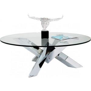 Table Basse Ronde Crystal Eco Kare Design KARE DESIGN