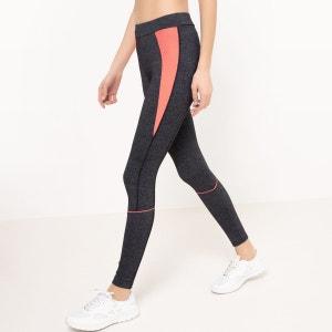 Legging sport, détails fluo R essentiel