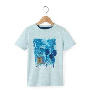 Camiseta estampada 3 - 12 años abcd'R
