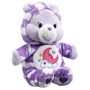 Petite Peluche Bisounours violette Bonne nuit VIVID