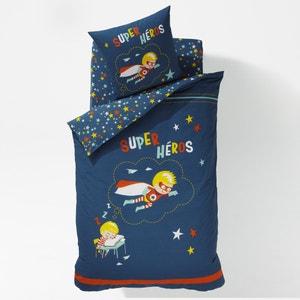 Super Héros Children's Duvet Cover La Redoute Interieurs