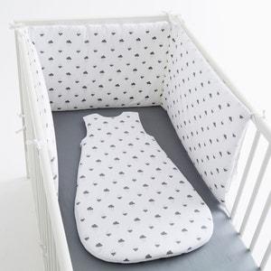 Schlafsack, warme Ausführung, Baumwolle, Motiv