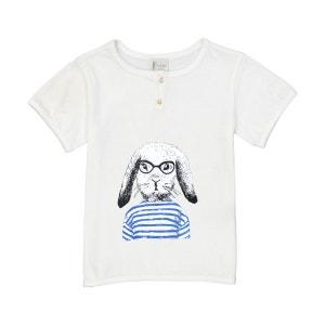 Tee-shirt imprimé - Lapin marin BOBINE
