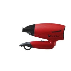 Sèche cheveux de voyage 1600W Rouge Black Pear BSC 162 BLACK PEAR
