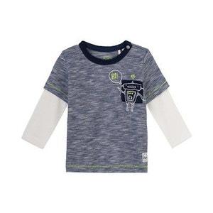 SANETTA Le T-shirt à manches longues 2 en 1 top bébé vêtements bébé SANETTA