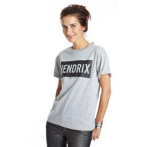 T-shirt à manches courtes Hendrix Gris SEVEN TEES