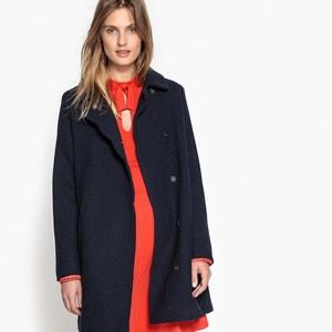 Wool Blend Coat MADEMOISELLE R