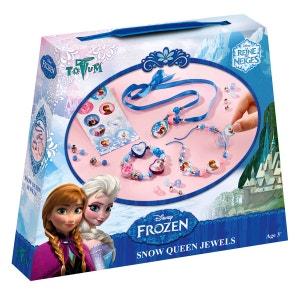 Kit créatif La Reine des Neiges (Frozen) : Bijoux TOTUM