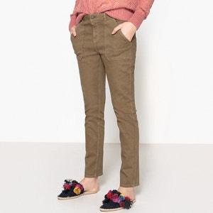 Jeans regular, straight JANE REG LABDIP