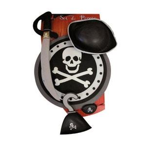 Panoplie de pirate en mousse 3/7 ans LE COIN DES ENFANTS