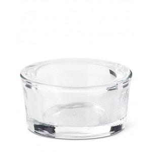 Porte maxi chauffe-plat en verre transparent 4cm BOUGIES LA FRANÇAISE