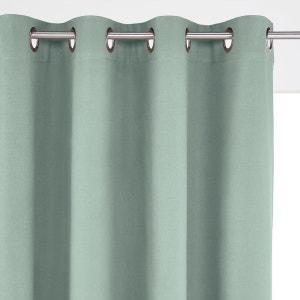 Rideau occultant lin/coton oeillets, TAÏMA La Redoute Interieurs
