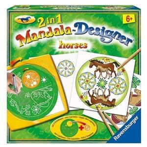 Mandala-Designer Horses - RAV29742 RAVENSBURGER