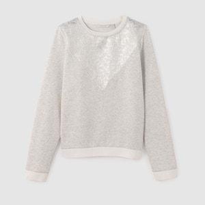 Metal Effect Sweatshirt TOM TAILOR