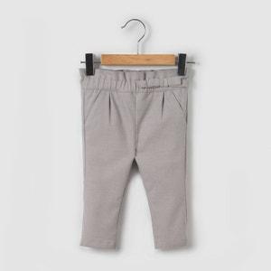 Pantalón de franela 1 mes-3 años La Redoute Collections