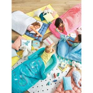 Matelas gonflable lit d 39 appoint en solde la redoute - Sac de couchage avec matelas integre cars ...