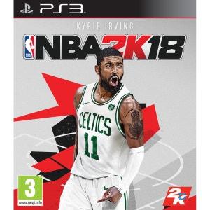 NBA 2K18 PS3 2K